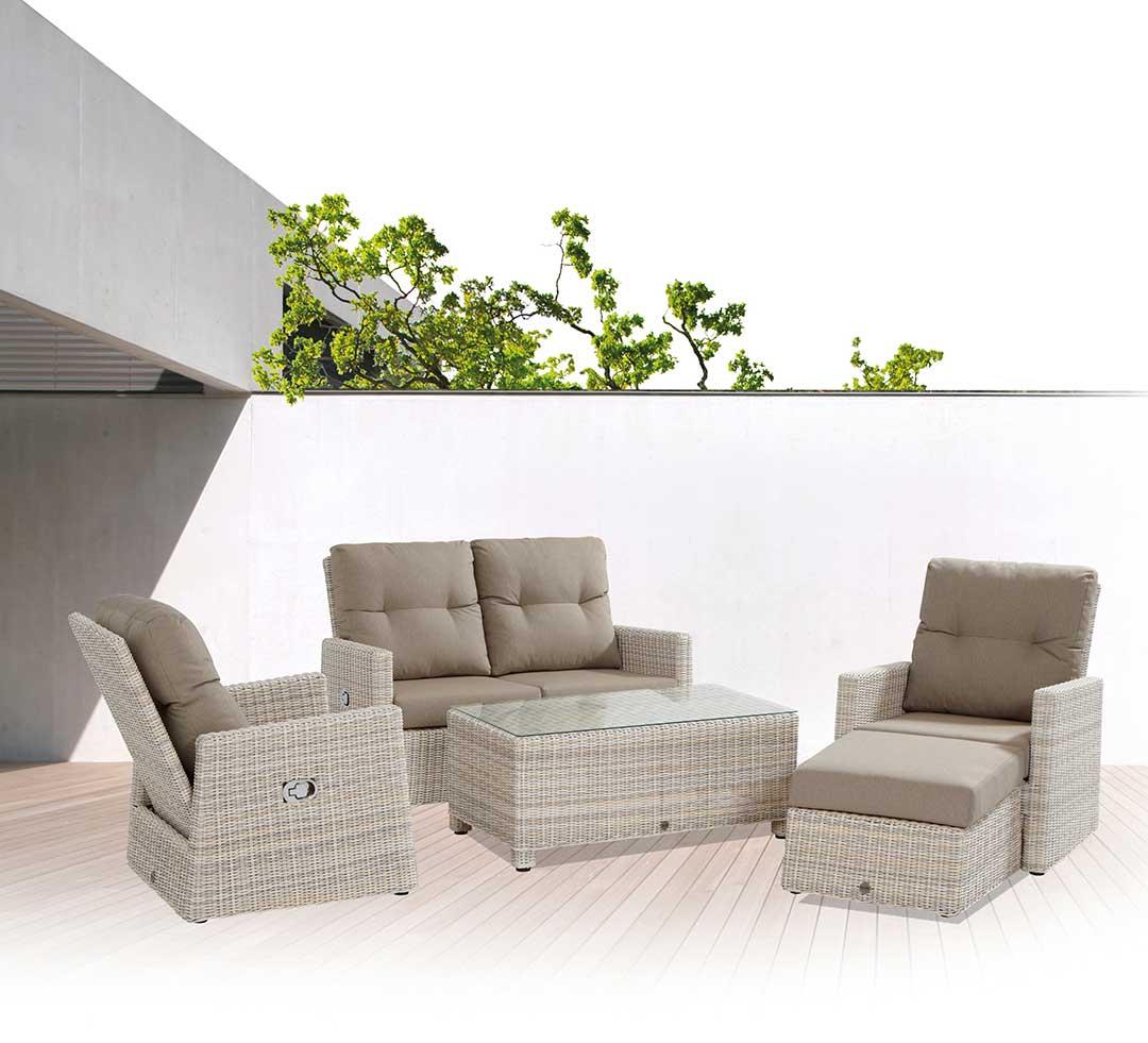 loungem bel ziegeler outdoor living. Black Bedroom Furniture Sets. Home Design Ideas