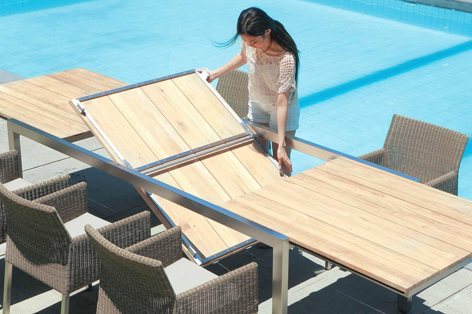 Teakholz Gartenmobel Wachsen : Hochwertige Gartenmöbel in Bremen für Terasse, Balkon und Garten